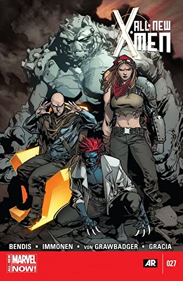 All-New X-Men (2012-2015) #27