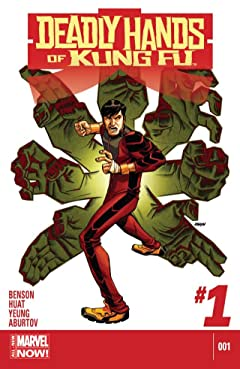 Deadly Hands of Kung Fu (2014-) #1 (of 4)