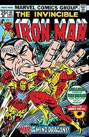 Iron Man (1968-1996) #81
