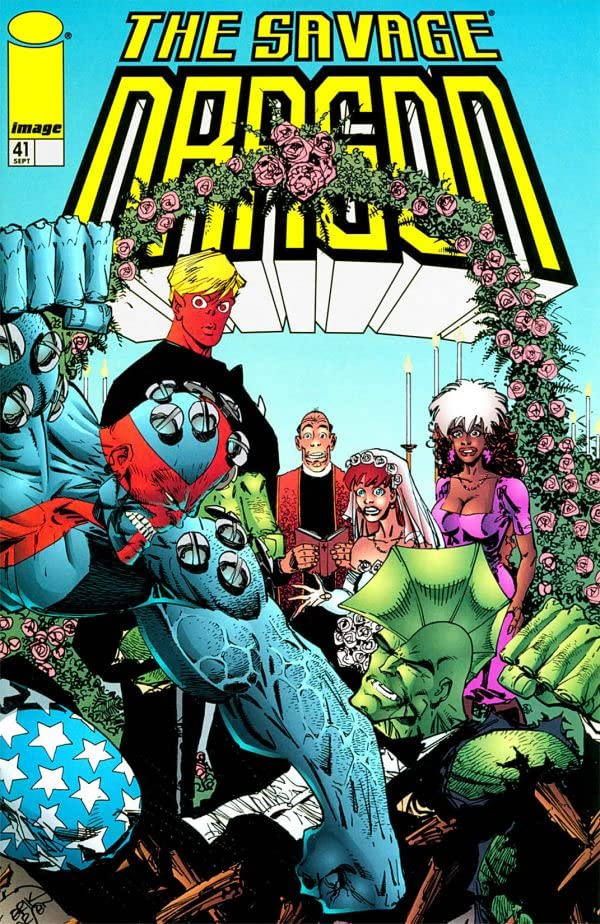 Savage Dragon #41