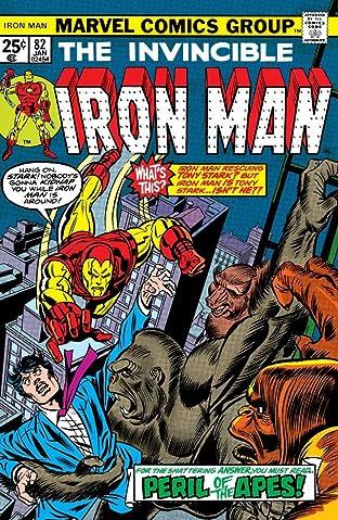 Iron Man (1968-1996) #82