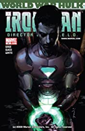 Iron Man: Director of S.H.I.E.L.D. #20