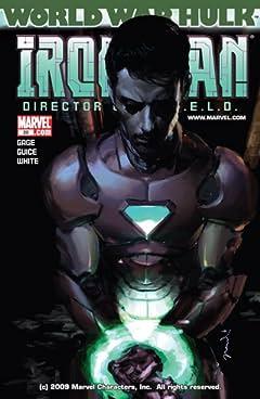 Iron Man: Director of S.H.I.E.L.D. No.20