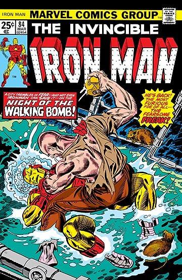 Iron Man (1968-1996) #84