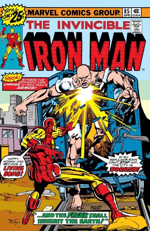 Iron Man (1968-1996) #85