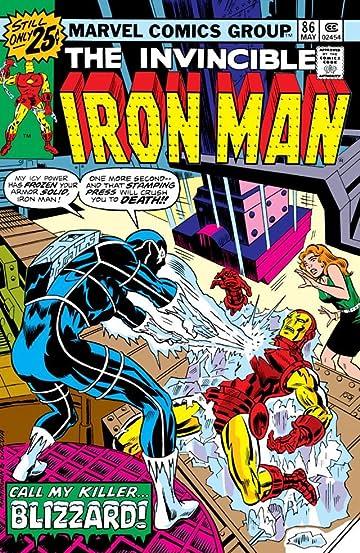 Iron Man (1968-1996) #86