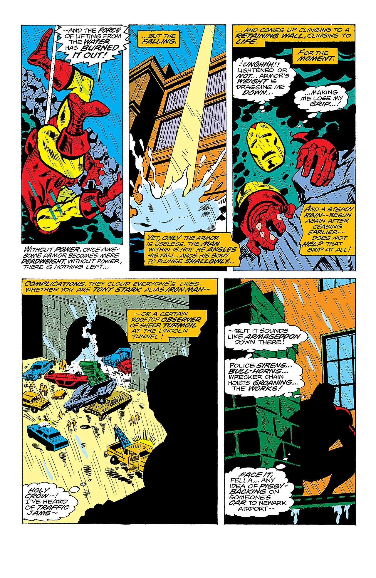 Iron Man (1968-1996) #89
