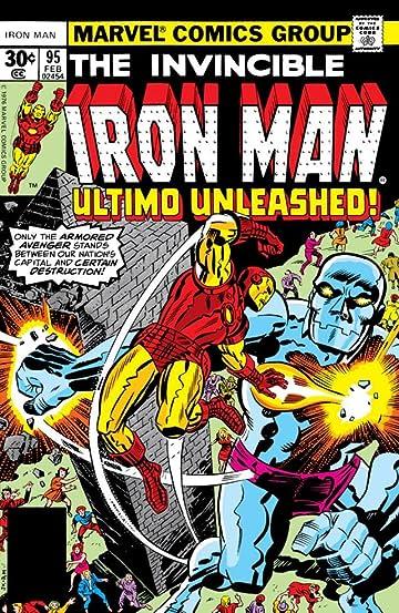 Iron Man (1968-1996) #95