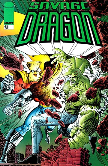 Savage Dragon #48