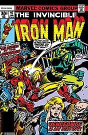 Iron Man (1968-1996) #97