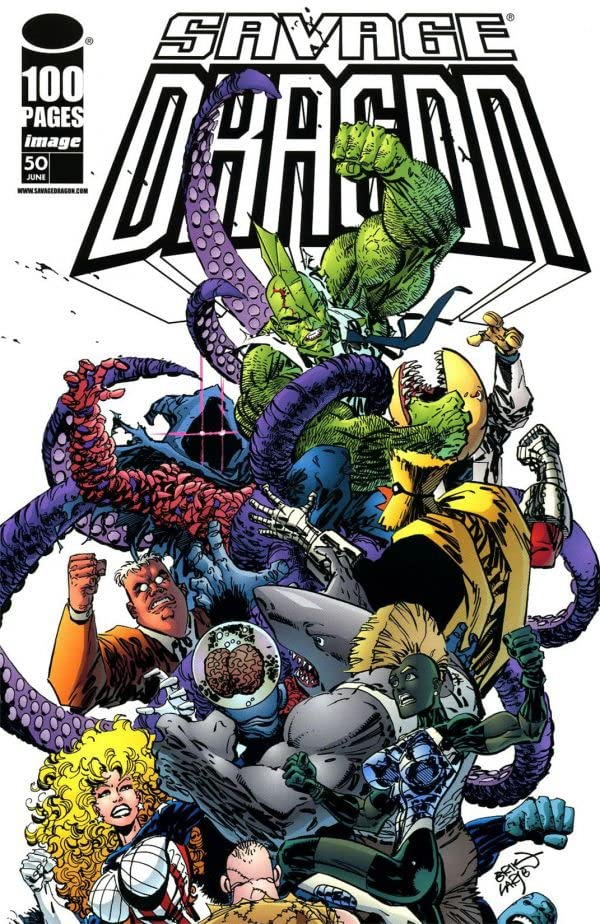 Savage Dragon #50