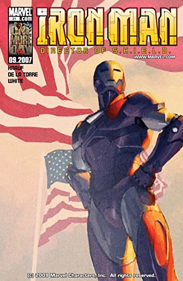 Iron Man: Director of S.H.I.E.L.D. #21