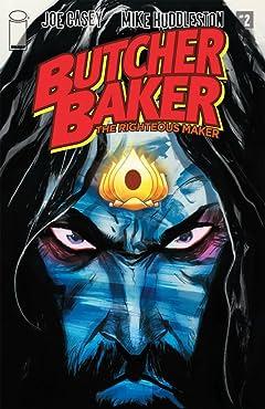 Butcher Baker: The Righteous Maker #2