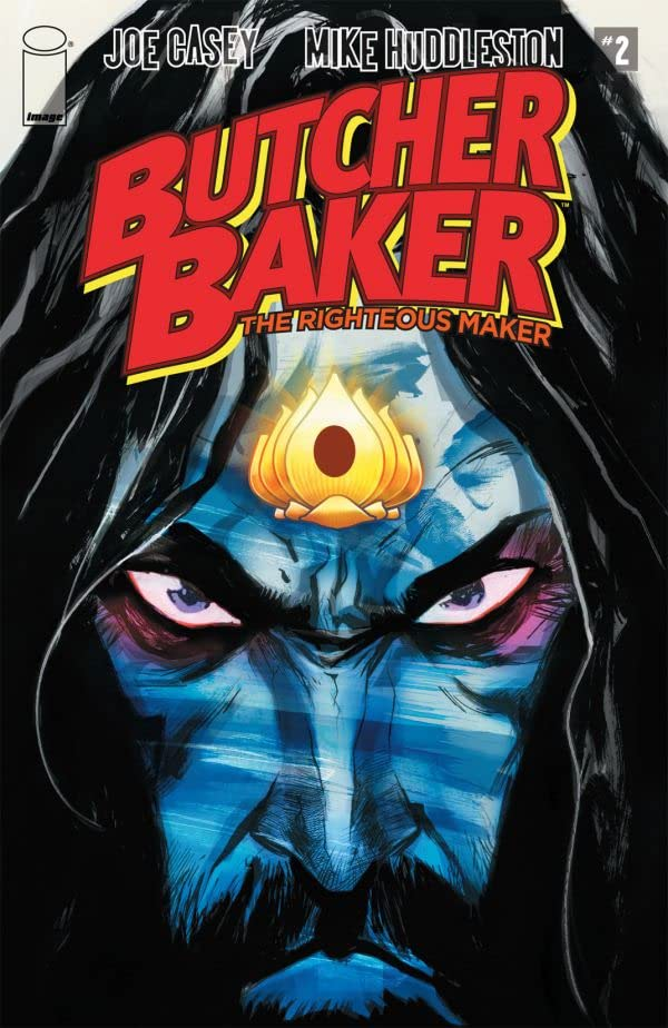 Butcher Baker: The Righteous Maker #2