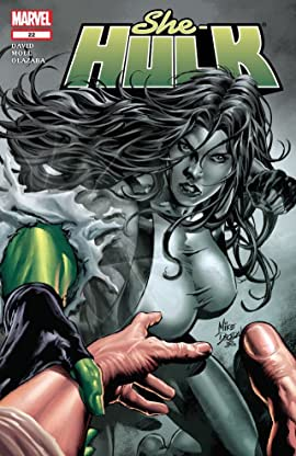 She-Hulk (2005-2009) #22