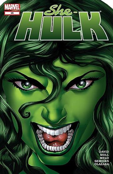 She-Hulk (2005-2009) #25
