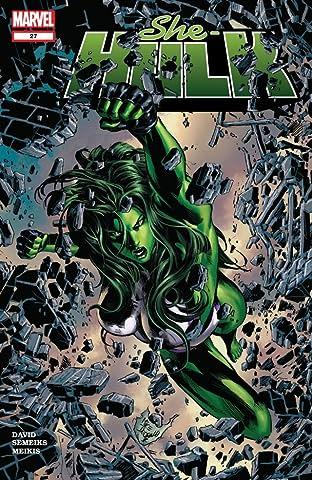 She-Hulk (2005-2009) #27