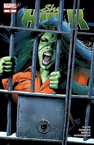 She-Hulk (2005-2009) #28