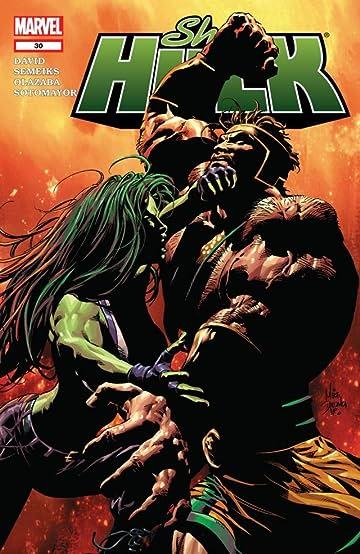 She-Hulk (2005-2009) #30
