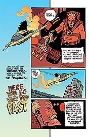 The Weird World of Jack Staff #1