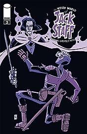 The Weird World of Jack Staff #3