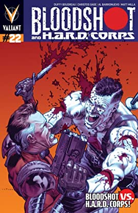 Bloodshot and H.A.R.D. Corps (2013- ) No.22: Digital Exclusives Edition