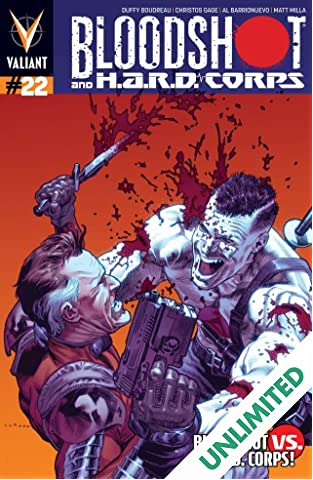 Bloodshot and H.A.R.D. Corps (2013- ) #22: Digital Exclusives Edition