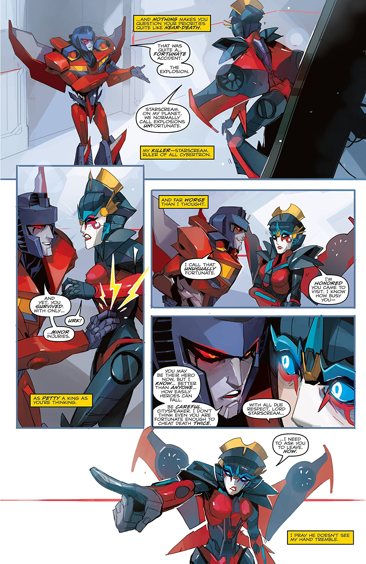 Transformers: Windblade #2 (of 4)