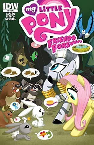 My Little Pony: Friends Forever No.5
