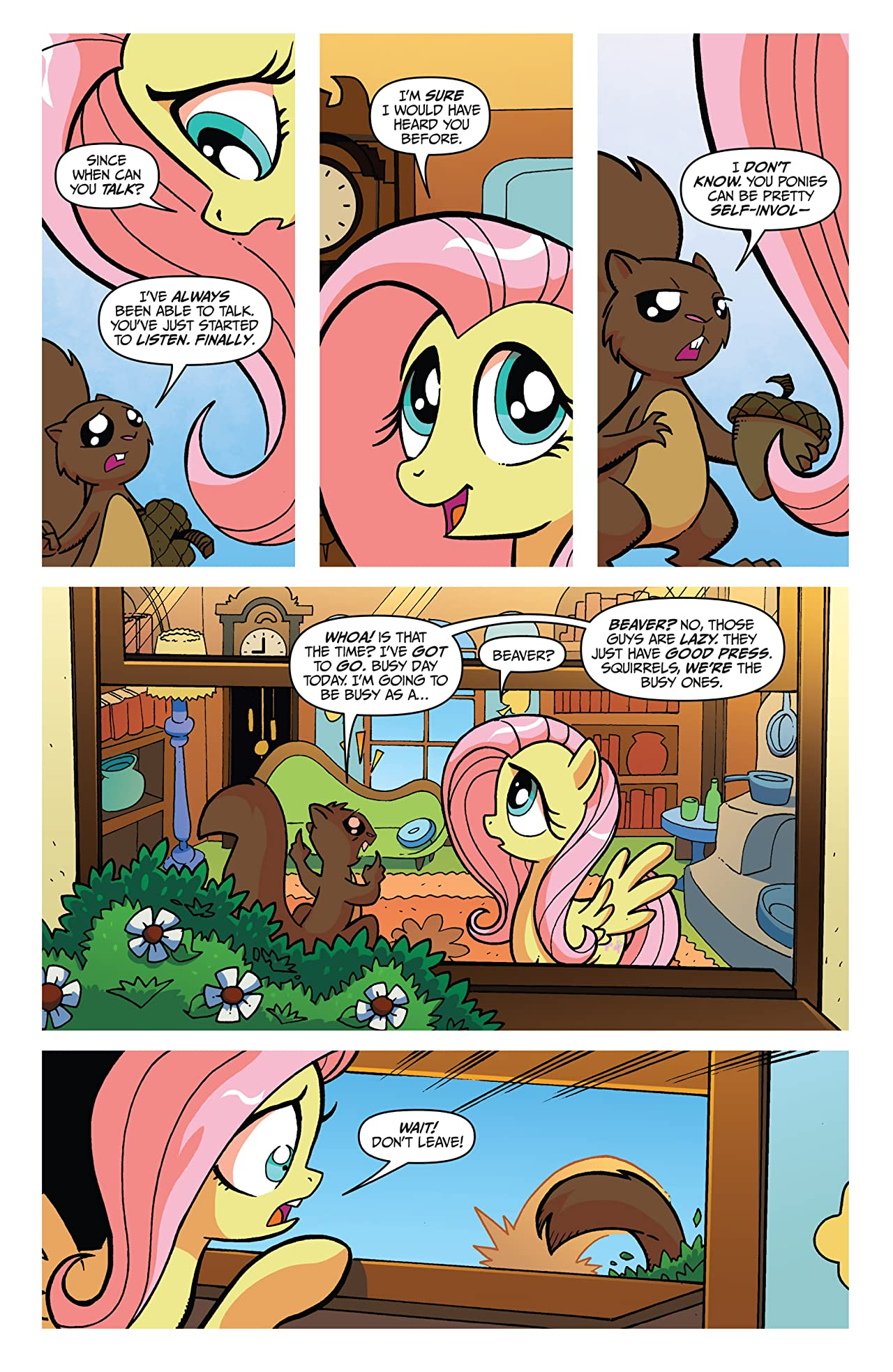 My Little Pony: Friends Forever #5
