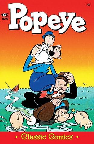 Popeye Classics No.22