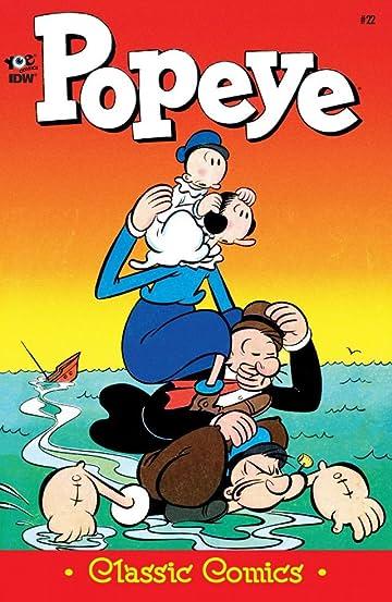 Popeye Classics #22