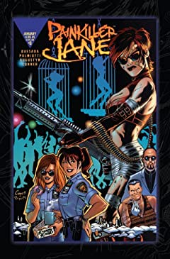 Painkiller Jane (1997) #0