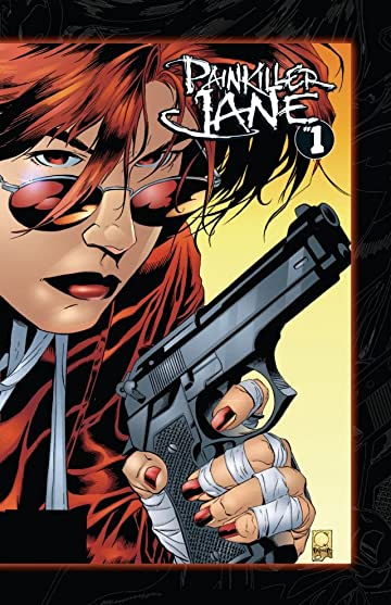 Painkiller Jane (1997) #1