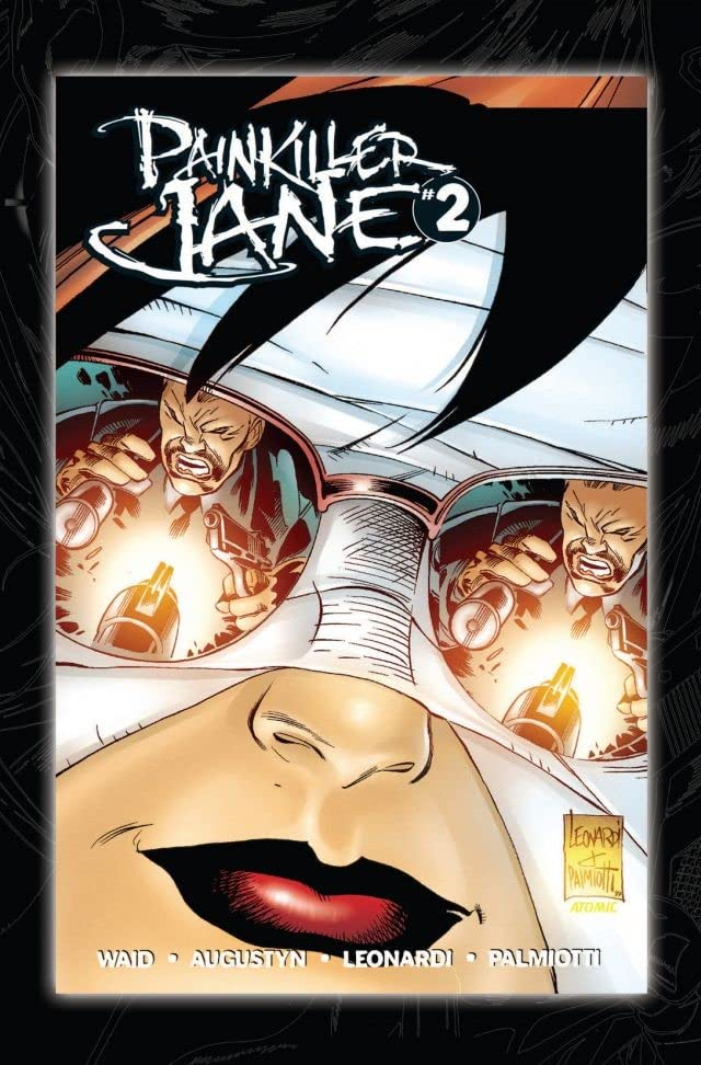 Painkiller Jane (1997) #2