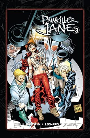 Painkiller Jane (1997) #3