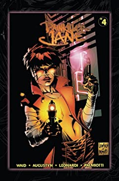 Painkiller Jane (1997) #4