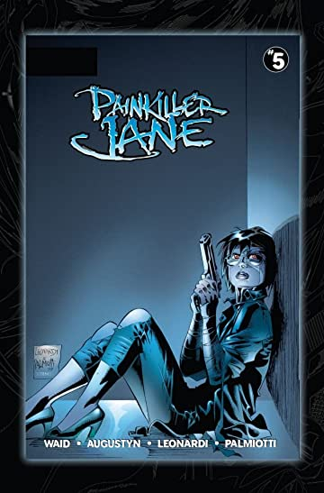 Painkiller Jane (1997) #5