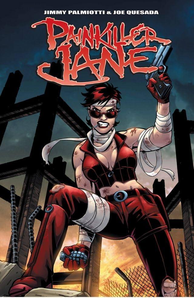 Painkiller Jane (2006) #1