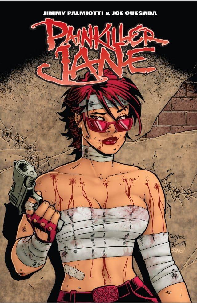 Painkiller Jane (2006) #2