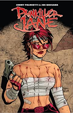 Painkiller Jane (2006) #2