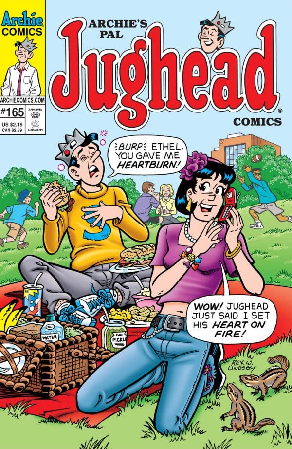 Jughead #165