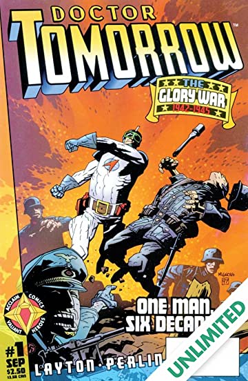 Doctor Tomorrow (1997-1998) #1