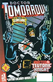 Doctor Tomorrow (1997-1998) #2