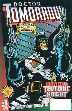 Doctor Tomorrow (1997-1998) No.2