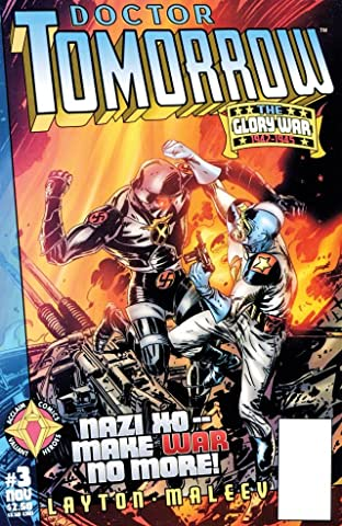 Doctor Tomorrow (1997-1998) #3