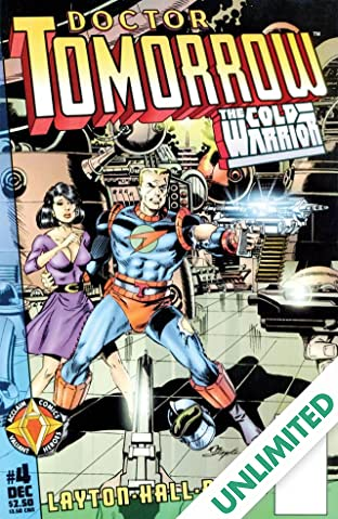 Doctor Tomorrow (1997-1998) #4