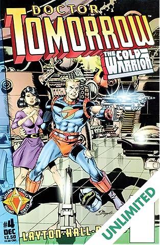 Doctor Tomorrow (1997-1998) #4