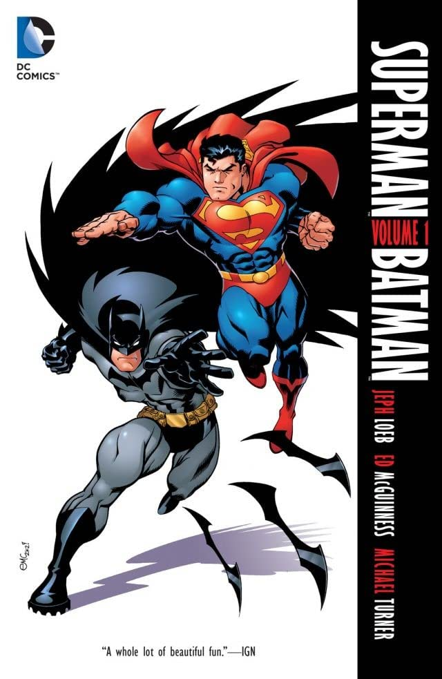 Superman/Batman Vol. 1: New Edition