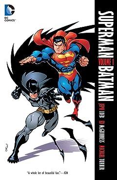 Superman/Batman Tome 1: New Edition